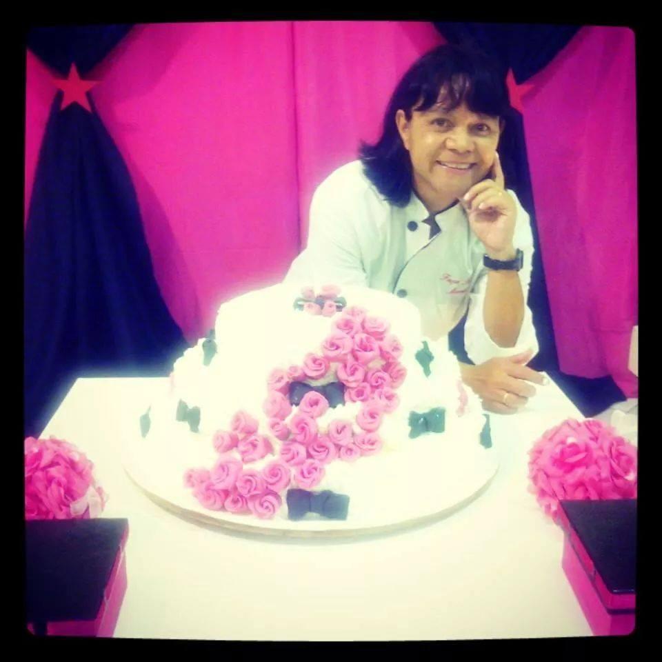 Myla Vitacchi - Cake designer