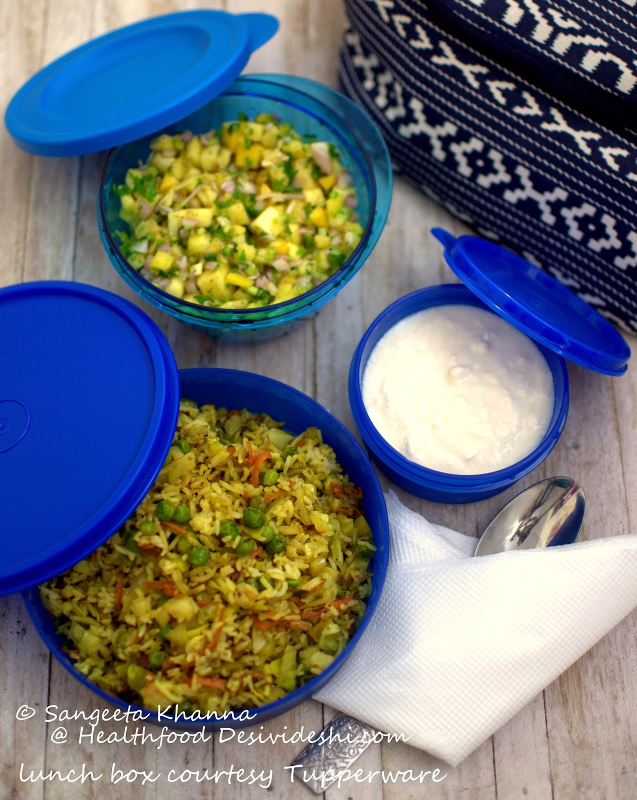 Lunch Box Recipes For Adults in Hindi Lunch Box For Adults