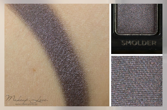 Urban Decay Naked Smoky Palette Review Swatches Smolder