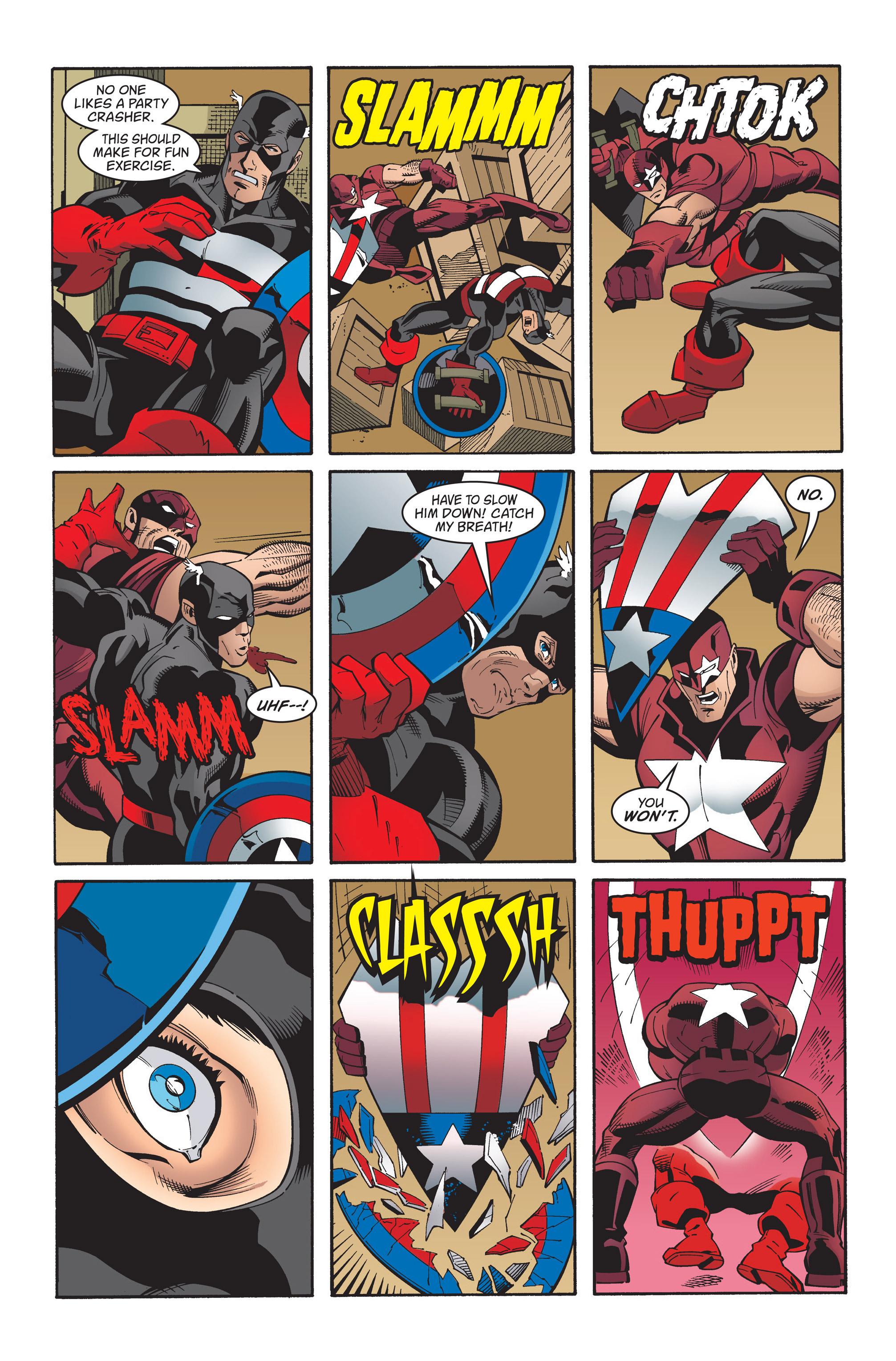 Captain America (1998) Issue #33 #39 - English 21