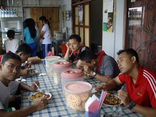 Makan Bareng PPL SMA Taruna Nusantara