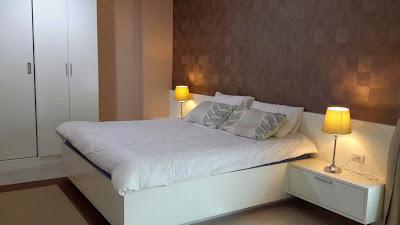 bedroom in Jomtien Paradise