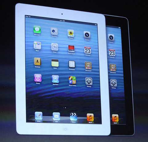 The best tablet no.1 Ipad 4