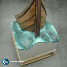 how to make a base with water effect