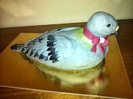 Torta holub