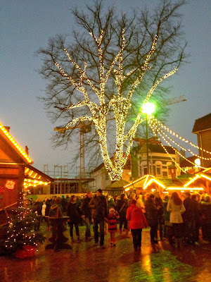 Image from Weihnachtsmarkt in Leer, Ostfriesland, Germany.