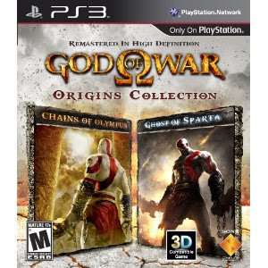 God of War: Origins Collection PS3