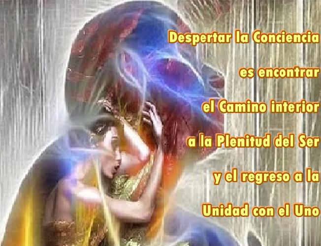 El Despertar de la Conciencia implica trascender a la influencia del ego y del dolor.