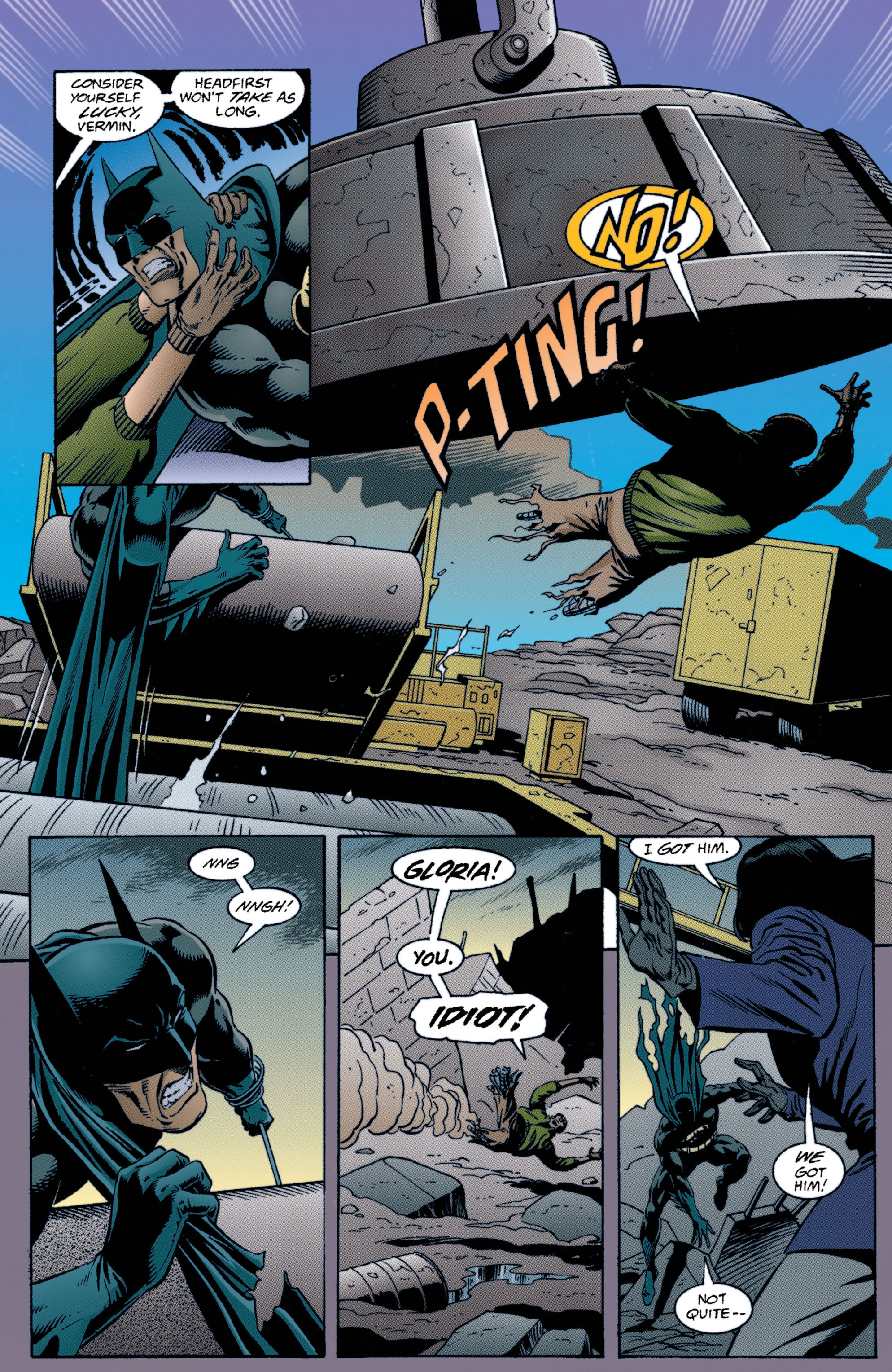 Detective Comics (1937) Issue #713 Page 7