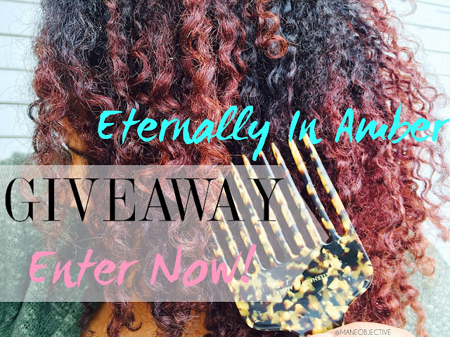 Eternally In Amber Combs Giveaway