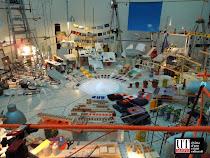 Ultimi passi alla 55. Biennale di Venezia: il laboratorio di Sze al padiglione degli Stati Uniti.