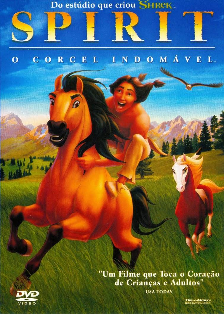 Spirit: O Corcel Indomável – Dublado (2002)
