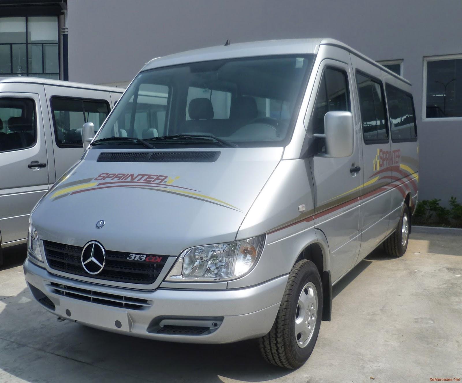Cho thuê xe ô tô 12 - 16 chỗ du lịch tại Hà Nội 1