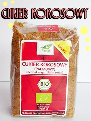 Cukier kokosowy (z palmy kokosowej) - Bio Planet