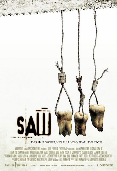 Poster Of Saw III (2006) UnRated 720p BRRip English