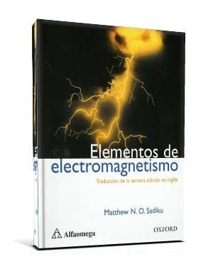 Elementos%2Bde%2BElectromagnetismo Elementos de Electromagnetismo, 3ra Edición   Matthew N. O. Sadiku