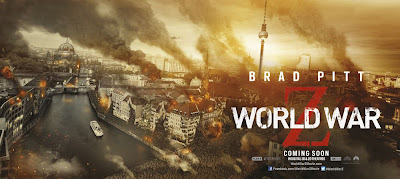 World War Z Banner Poster