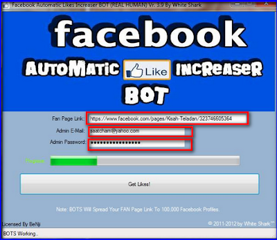 auto liker bot works on windows android iphone ipod tablet mobile smartphone apple itunes and symbian how to work auto liker bot