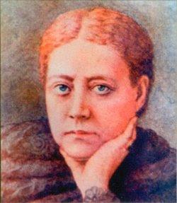 HELENA PETRONOVA BLAVATSKI