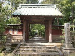壽福寺総門
