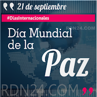 Día Mundial de la Paz #DíasInternacionales