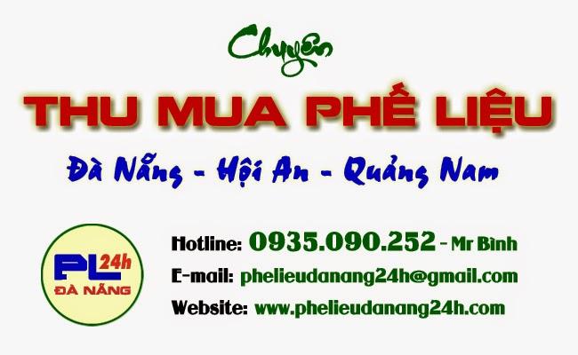 Thu mua Phế liệu tại Đà nẵng, Hội An, Quảng Nam