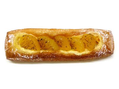 甘夏とチーズクリームのダノワーズ   LA TERRE(ラ・テール)
