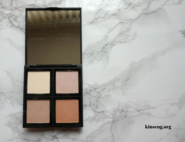 e.l.f. illuminating palette review and swatches, Pony Effect That Girl Fever Shadow Palette review and swatches from Memebox.com