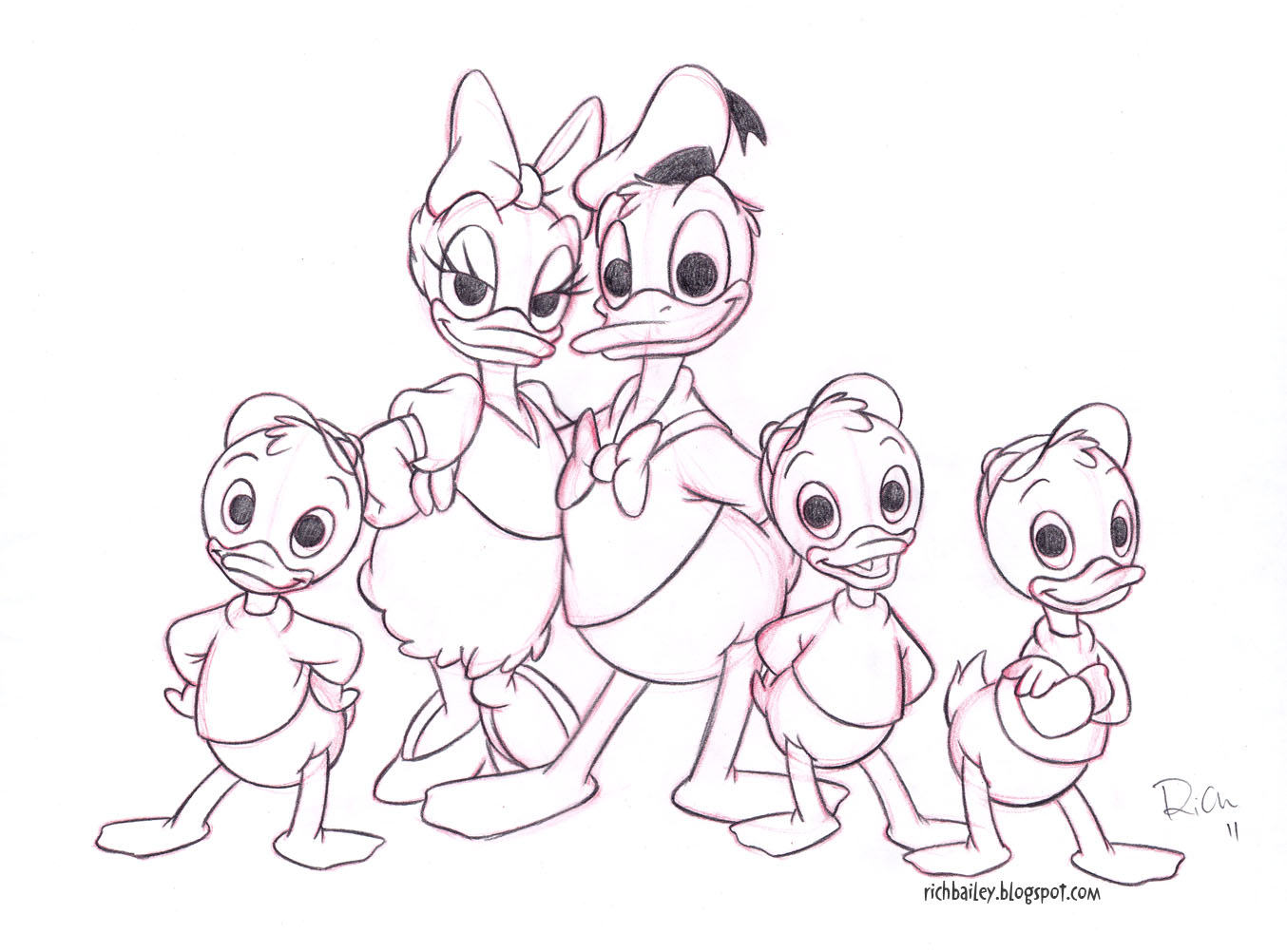 Donald Family Pic
