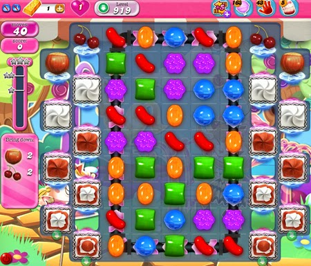 Candy Crush Saga 919