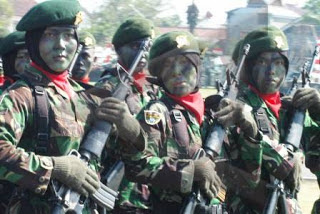 Alhamdulillah...Kini TNI Wanita Menyusul Izin Berhijab