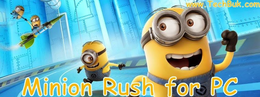 minion rush game for pc