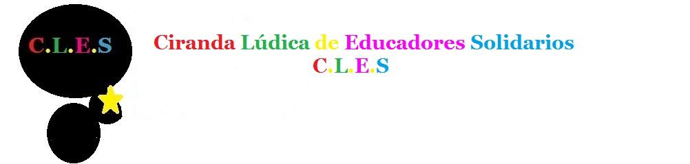 Ciranda Lúdica de Educadores Solidários - C.L.E.S