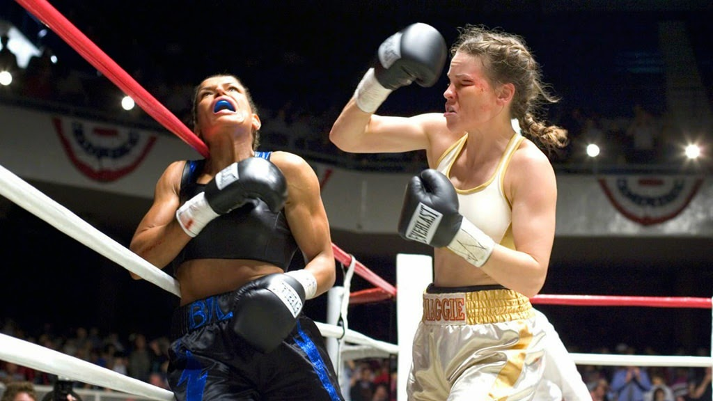 million dollar baby-lucia rijker-hilary swank