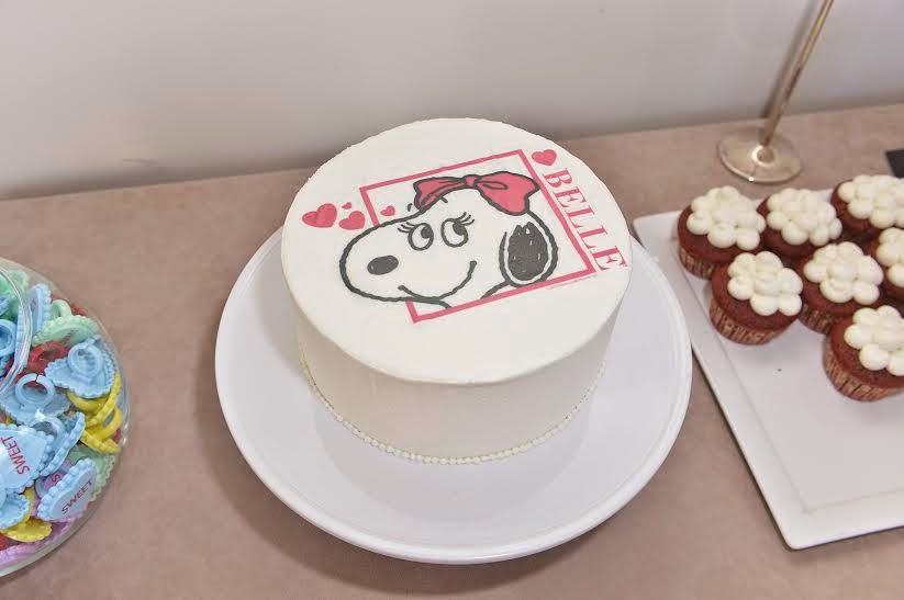 Popular You can make this same cake using the Park Hyatt us recipe and if you win my giveaway one of the delicious DecoPac Snoopy or Belle toppings will be
