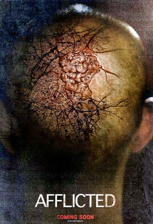 Afflicted 2013 poster