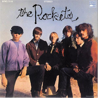 "THE ROCKETS ~ The Rockets [1968] ""CMD558"""