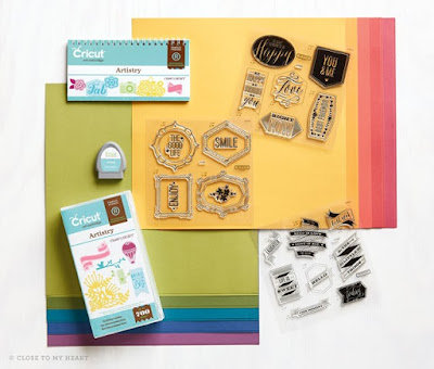 CTMH Cricut Artistry Collection