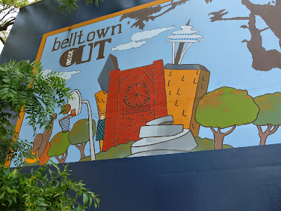 Belltown Inside and Out Mural