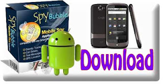 Android spybubble software