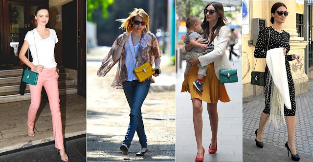 Bulgari Serpenti+Miranda+bolsa+fashion+Bag+Emma-amarelo bordo-moda-tendencia