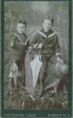 Martinus en Henry Hoek
