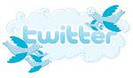 Follow me. Twitter