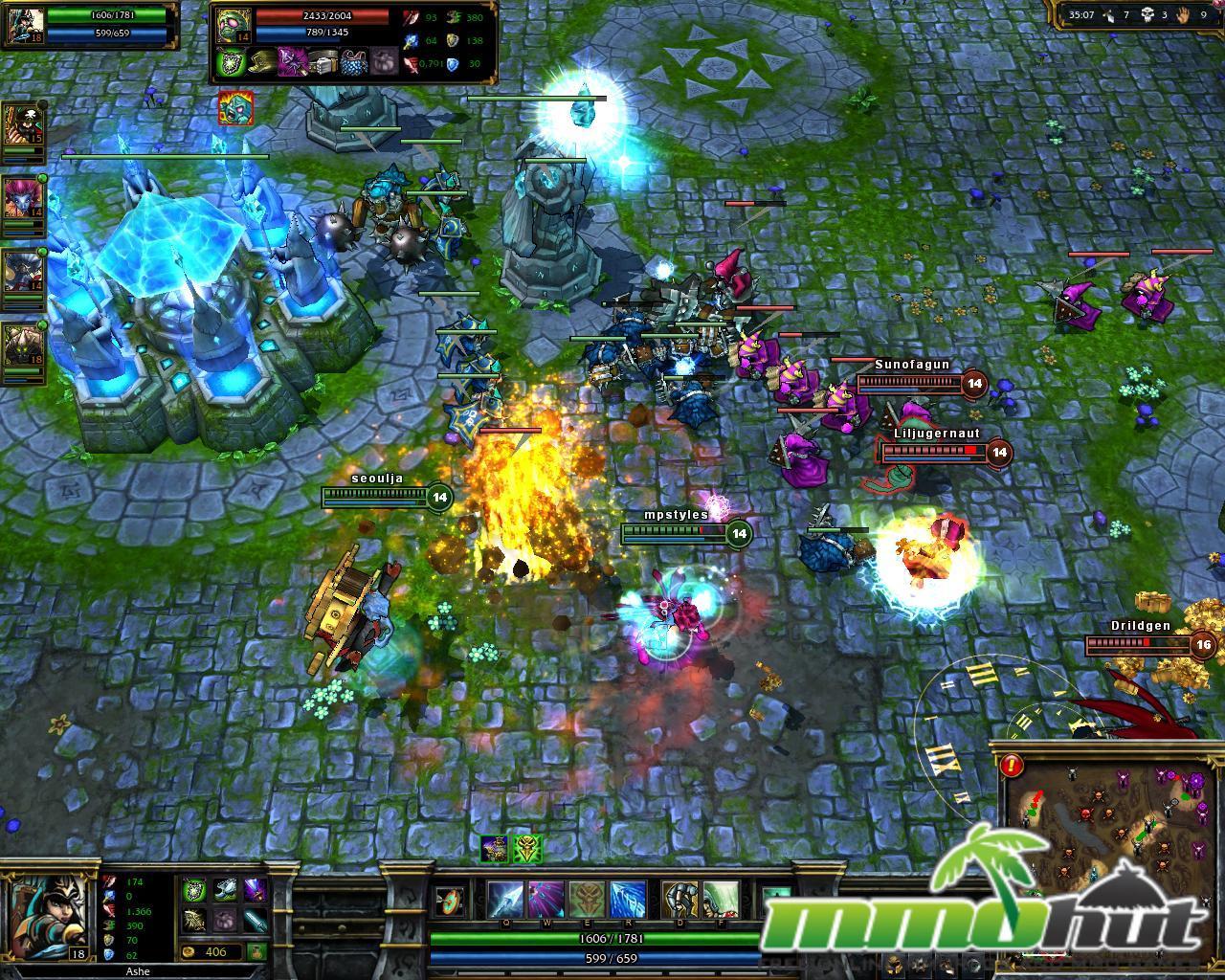 Detona Level Baixar League Of Legends
