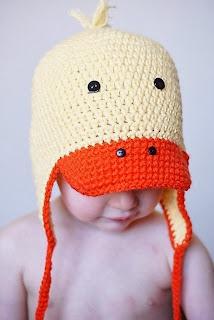 mũ len che tai cho bé trai