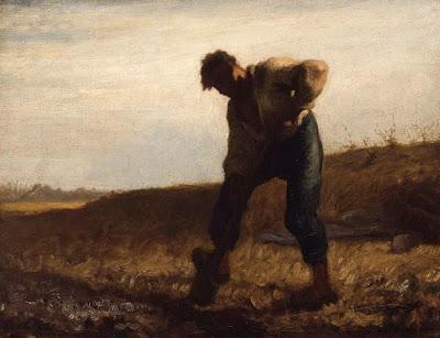 Home cavant (Jean-François Millet)
