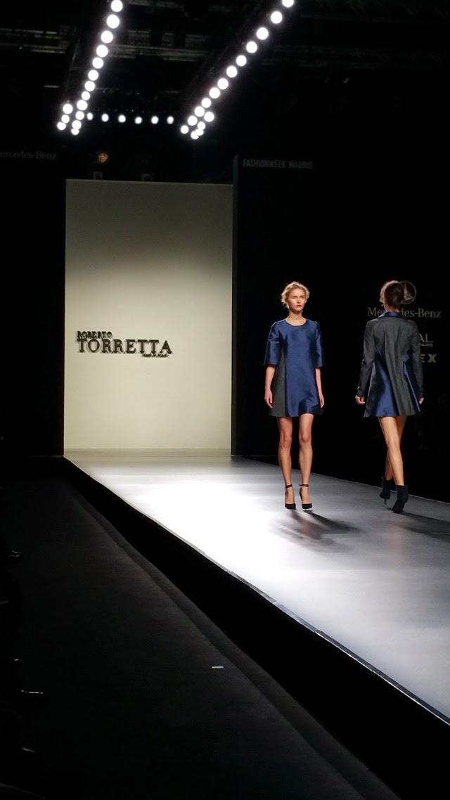 Roberto Torretta desfile
