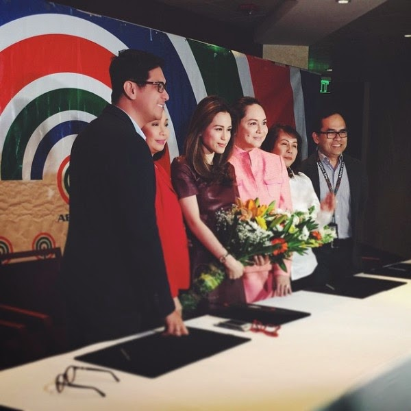 Toni Gonzaga renews contract with ABS-CBN