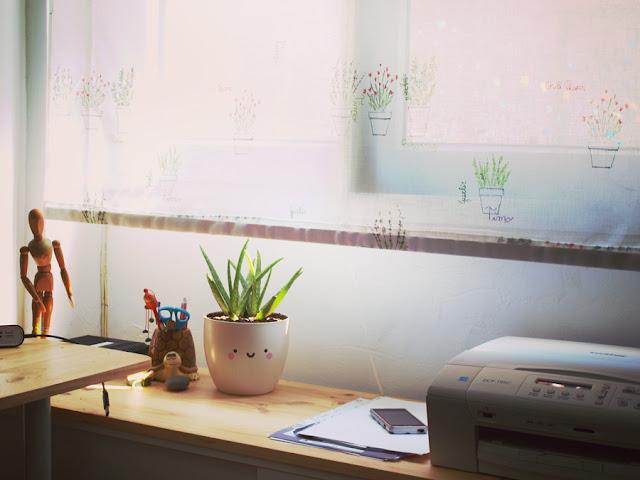 Mi pequeño despacho en casa