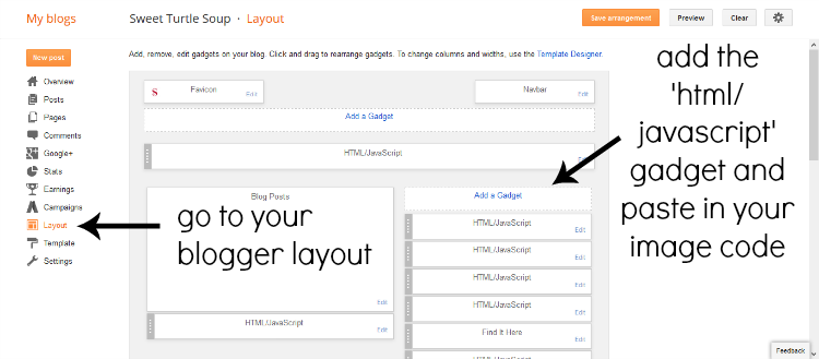 DIY blog design, blogging help